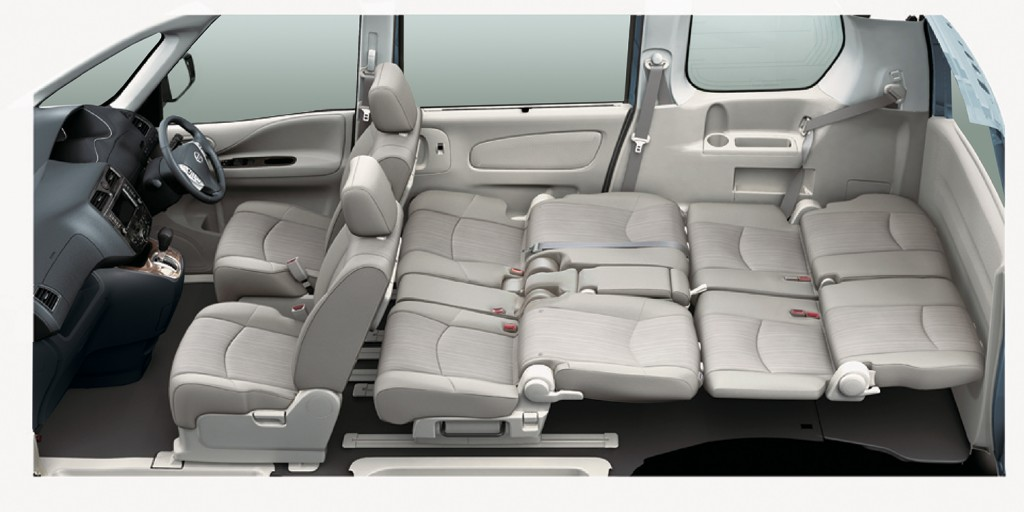 05 Seat Configuration_Back Row Playground Mode