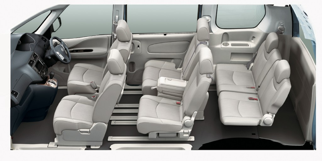 06 Seat Configuration_2-2-2 Seat Mode
