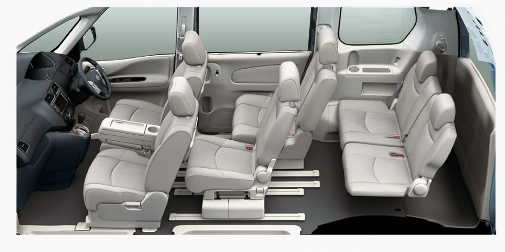 07 Seat Configuration_Parenting Fun Mode