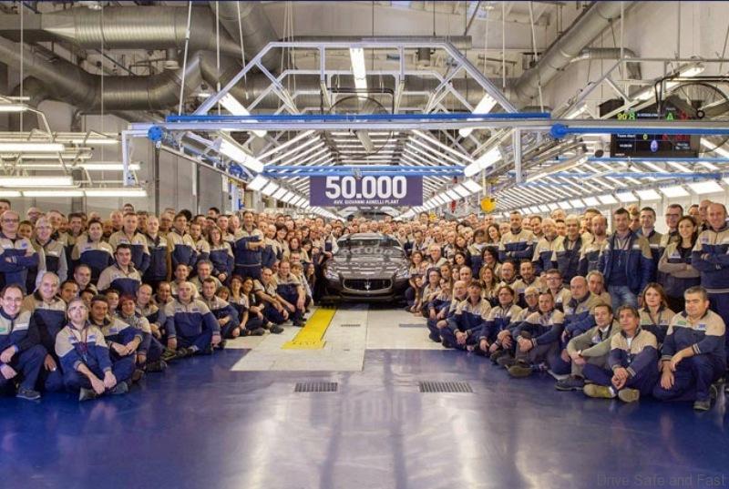 Maserati-50000th