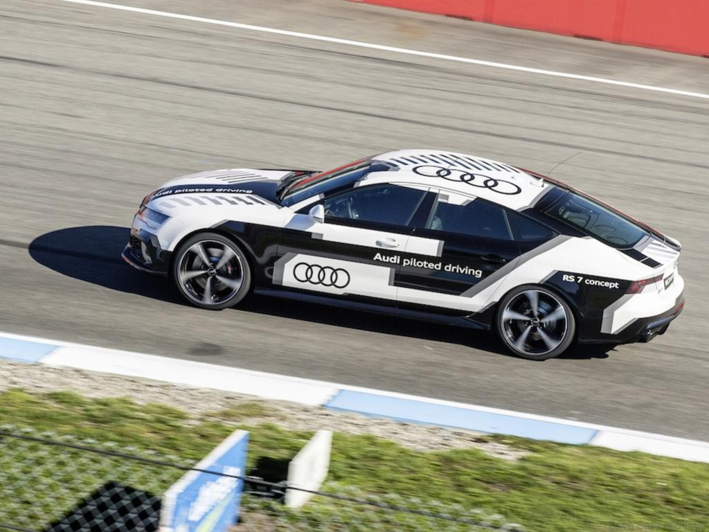Audi-Autonomous-RS7