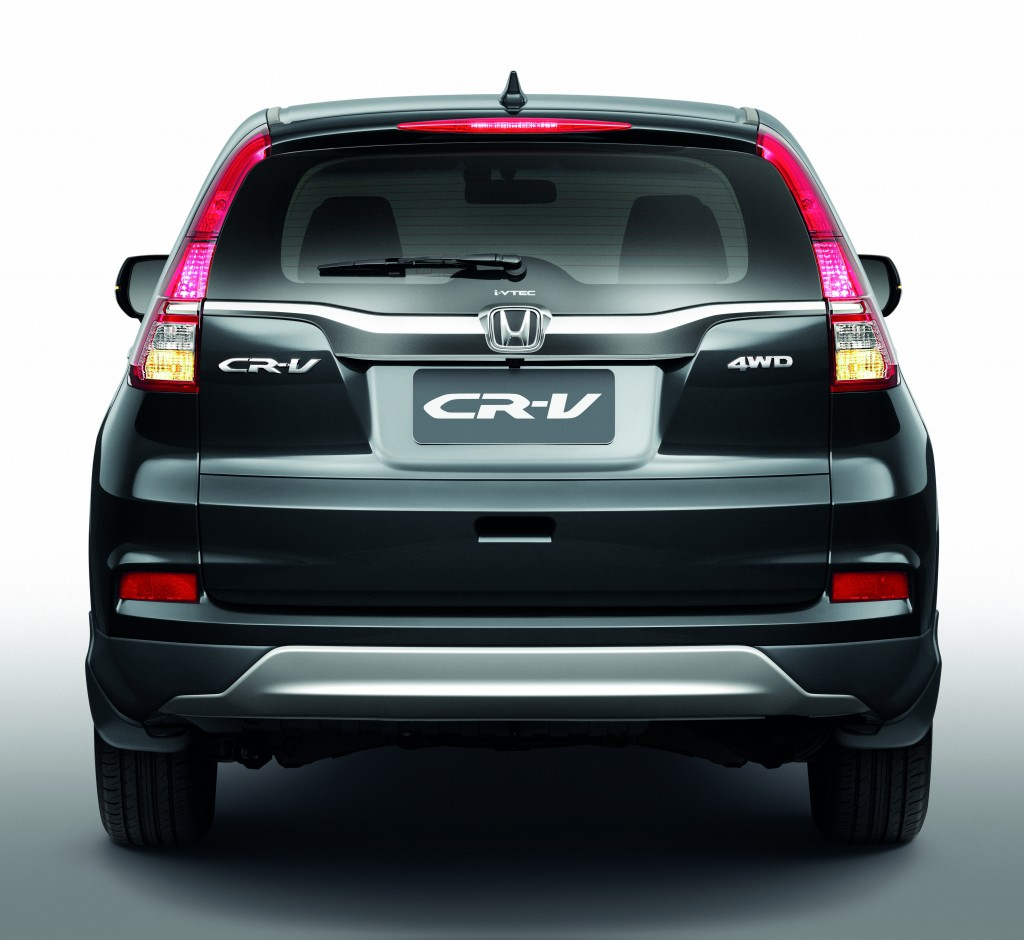 New CR-V Emergency Stop Signal