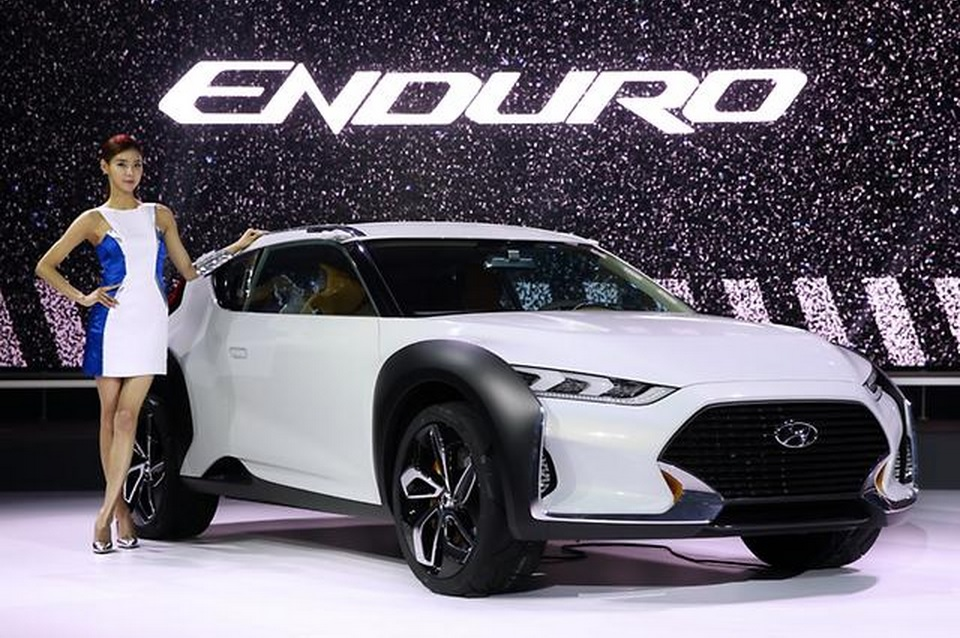 Hyundai Motor at the 2015 Seoul Motor Show