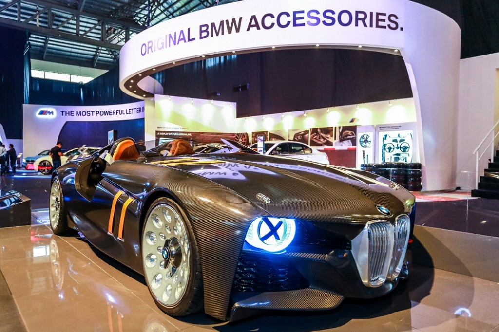 The BMW 328 Hommage (3)