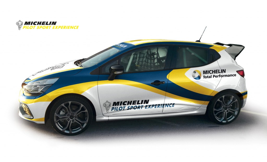 Get a chance to drive Renualt Clio Cup IV @ MPSE