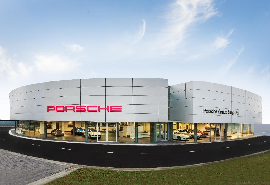 Porsche-Centre-Sungai-Besi
