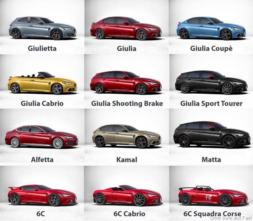 Alfa-Romeo-Giulia-lineup