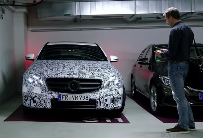 E-Class-Remote-Parking