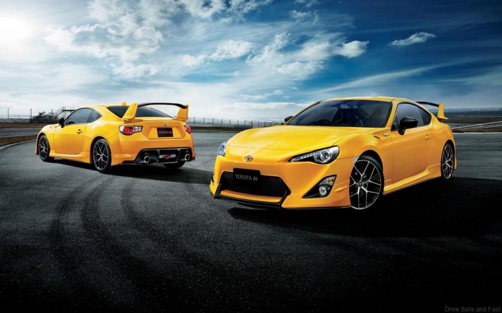 Toyota-86-Yellow