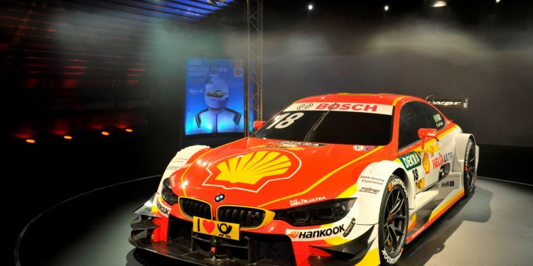 MUNICH, GERMANY - OCTOBER 29: Shell Helix Global - 'The Ultimate Test' at BMW Driving Academy (Maisach)  on October 29, 2015 in Munich, Germany.  (Photo by Lennart Preiss/Getty Images)