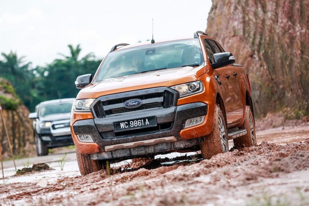 Photo 1 - Ford Ranger (1)