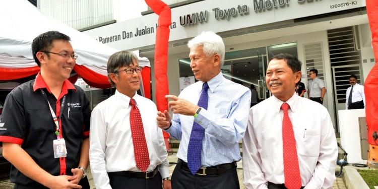Toyota Seri Kembangan Branch Opening