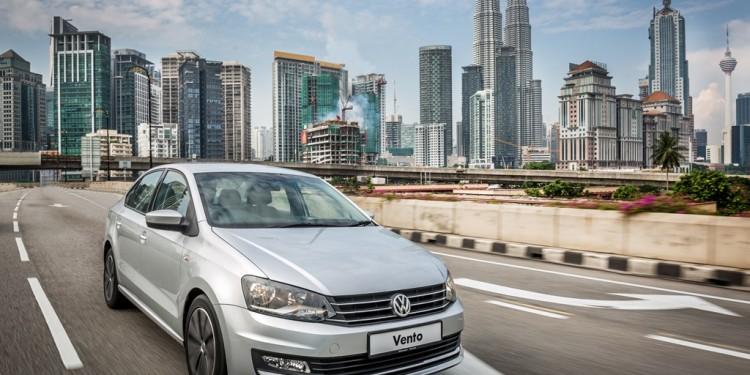 Volkswagen Vento 01