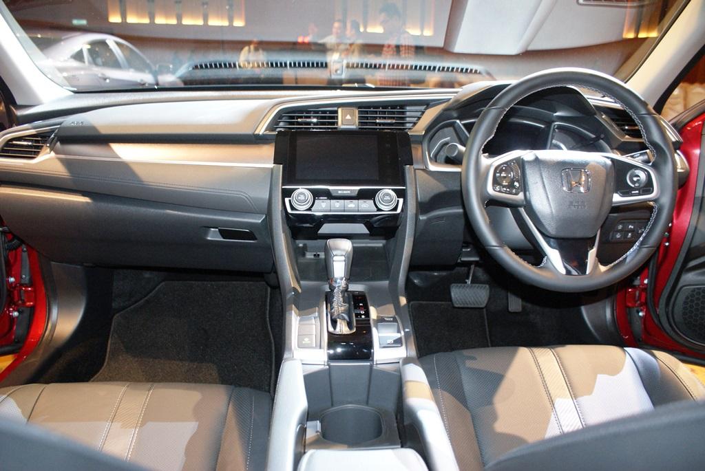 Honda Civic 2016 Kini Di Malaysia Harga Dari Rm113 800 Rm135 800