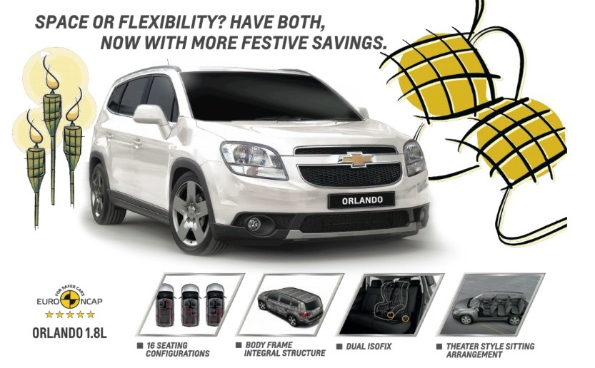 Chevrolet Raya Campaign 01
