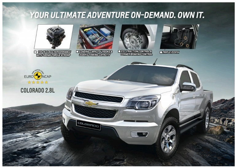 Chevrolet Raya Campaign 03