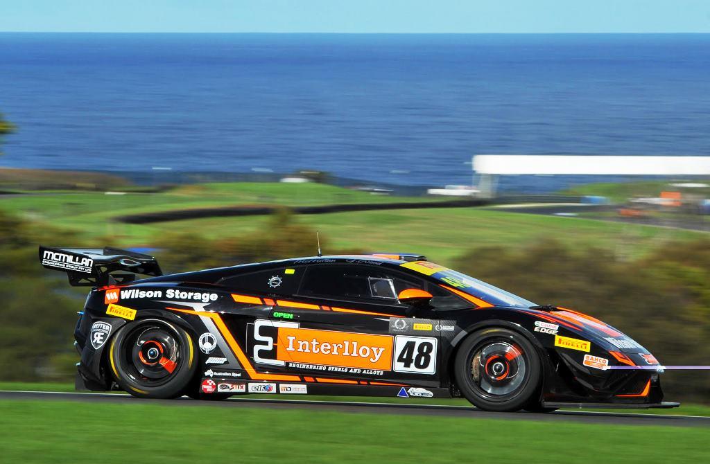 M-Motorsport Interlloy Lamborghini Gallardo R-EX GT3 02