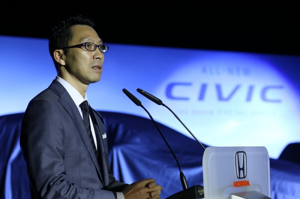 Mr Katsuto Hayashi, MD & CEO of Honda Malaysia_1