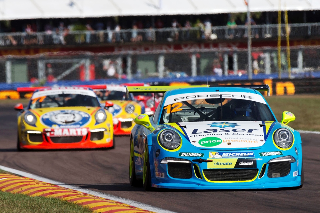 Captured at Round 4 of the Porsche Carrera Cup at the Darwin Triple Crown, Hidden Valley Raceway, Darwin, Northern Territory, Australia.