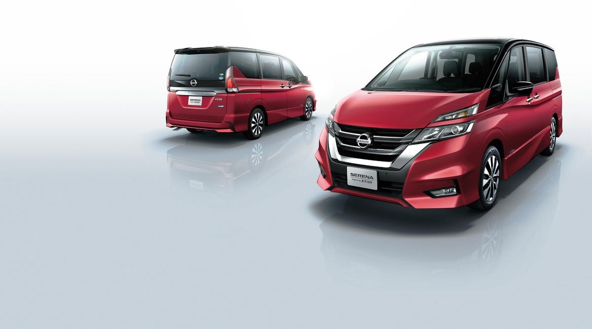 Nissan Serena 04