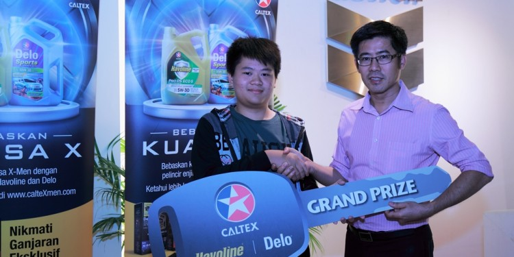 Release the Power of X_Grand Prize Winner Announcement