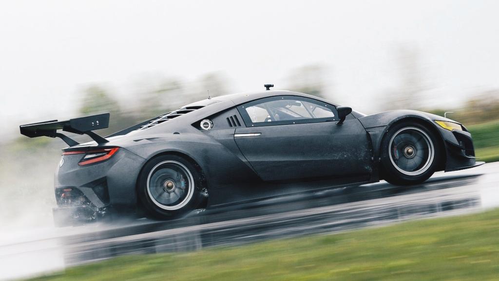 Acura NSX GT3 Racecar