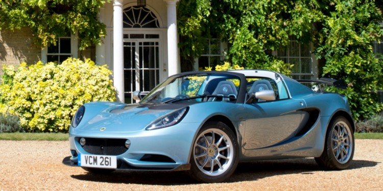 Lotus Elise 250 Special Edition 01