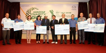 2016-10-20 Mazda Charity Golf001