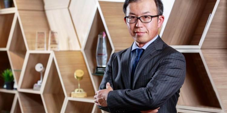 New CEO of MMM, Mr. Tomoyuki Shinnishi