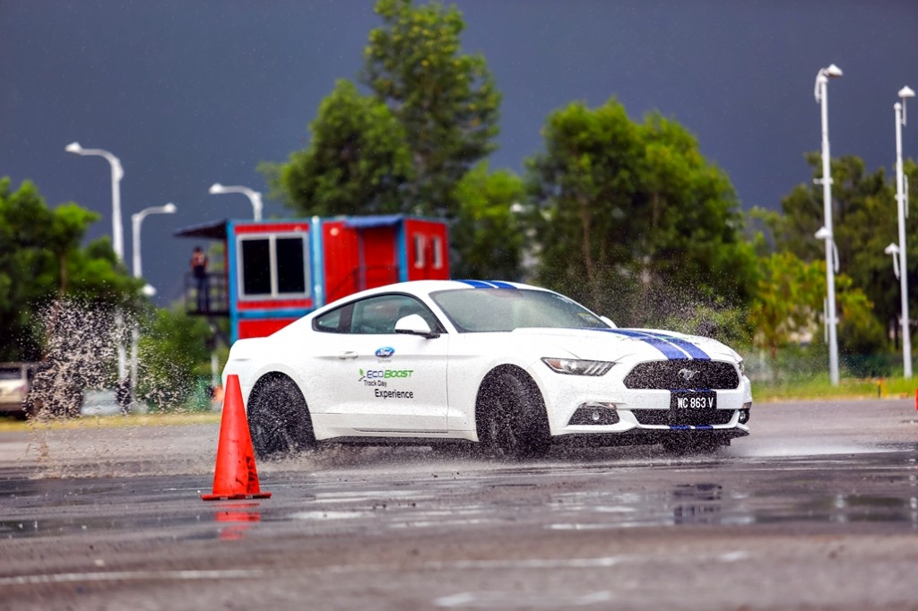 Ford EcoBoost Track Day Experience 103