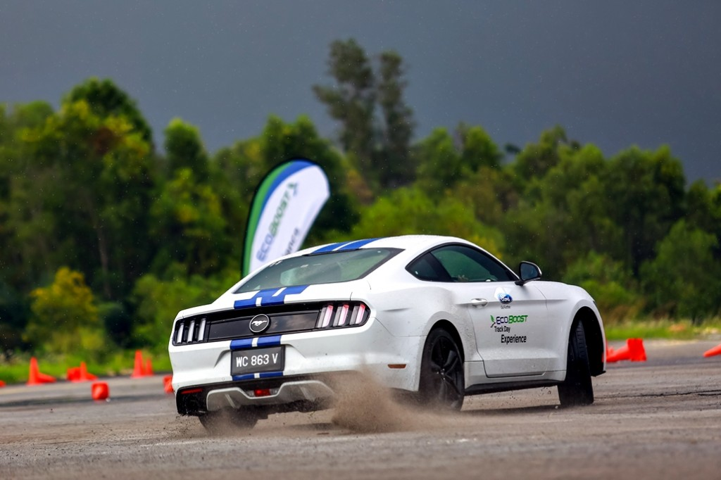 Ford EcoBoost Track Day Experience 107