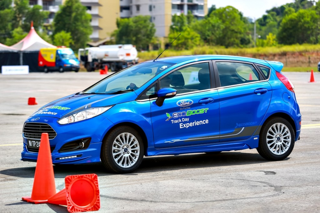 Ford EcoBoost Track Day Experience 35