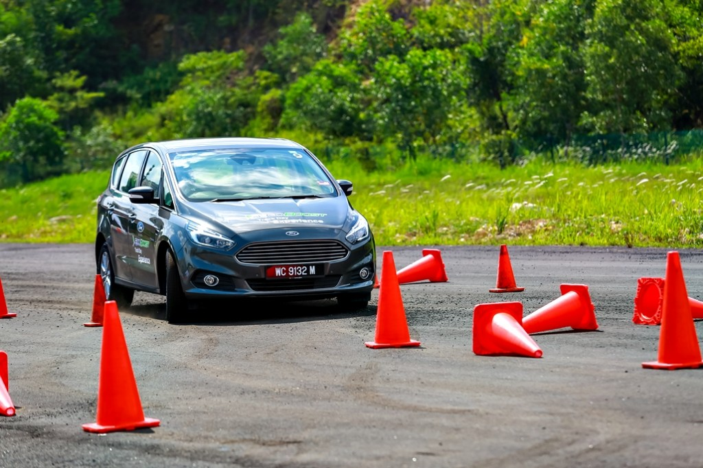 Ford EcoBoost Track Day Experience 40