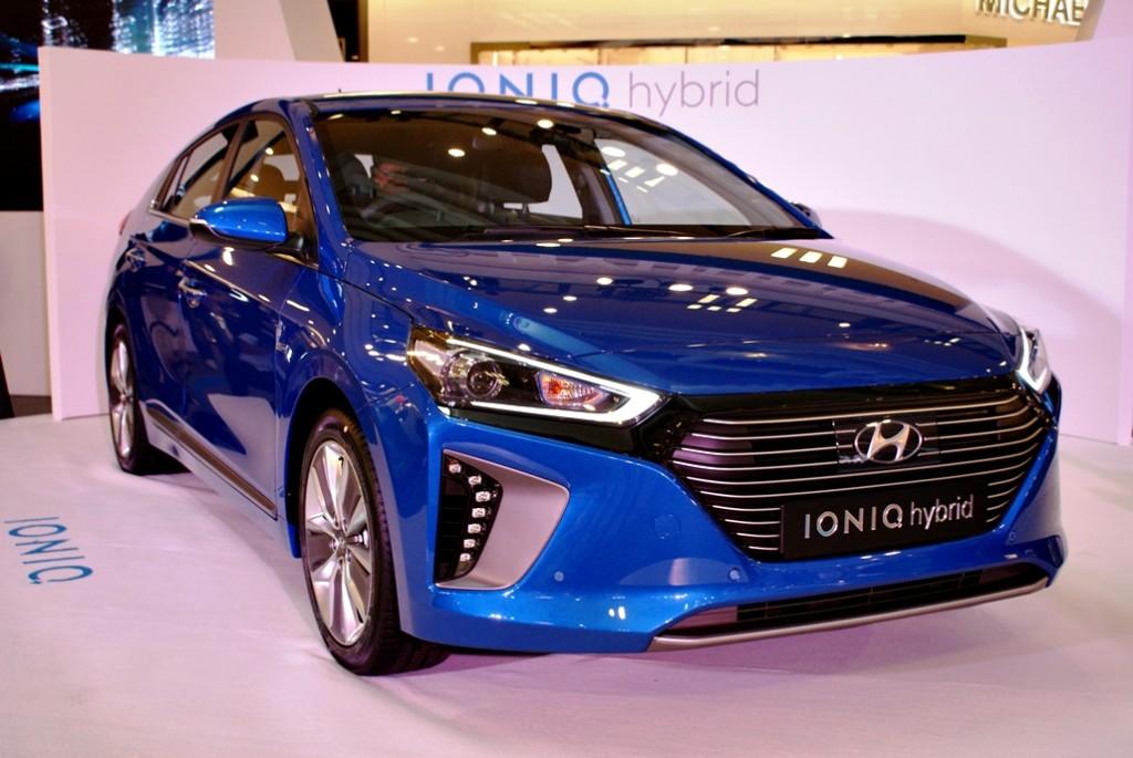 Hyundai Ioniq Hybrid Launch 11