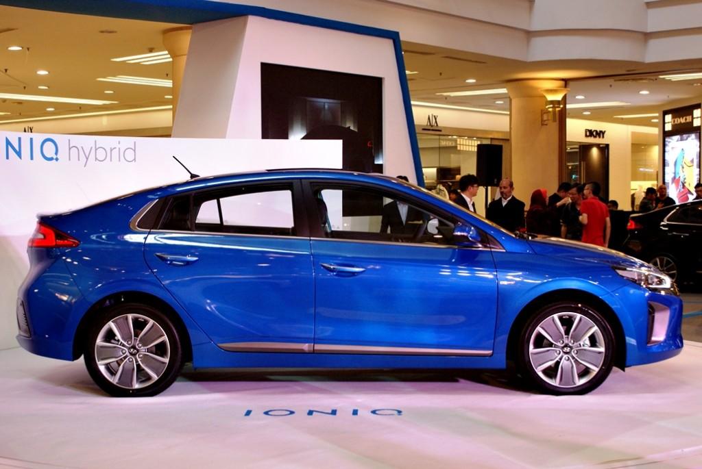 Hyundai Ioniq Hybrid Launch 21