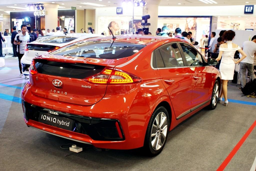 Hyundai Ioniq Hybrid Launch 23