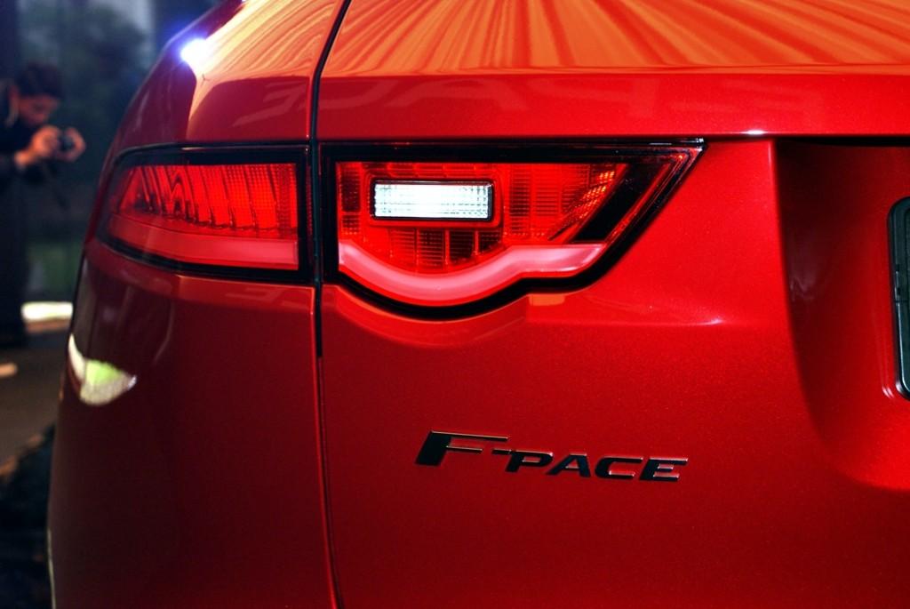 Jaguar F-Pace Launch 10