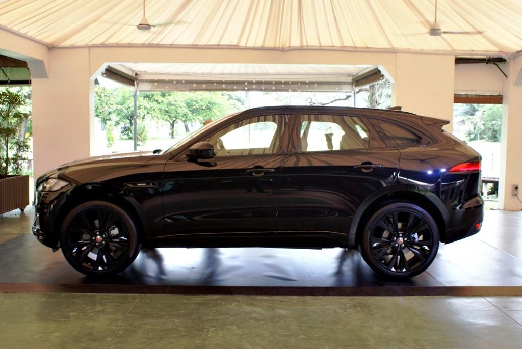 Jaguar F-Pace Launch 22