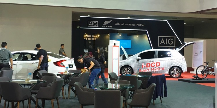 Malaysia Auto Show 2016