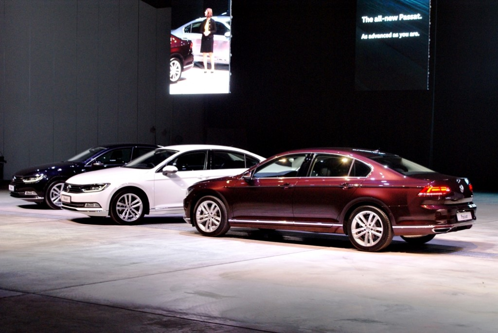 Volkswagen Passat Launch 03