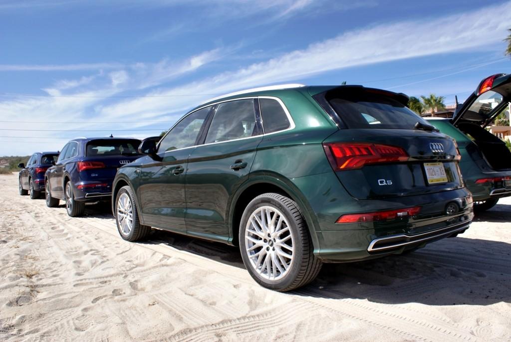 2017 Audi Q5 test drive 07