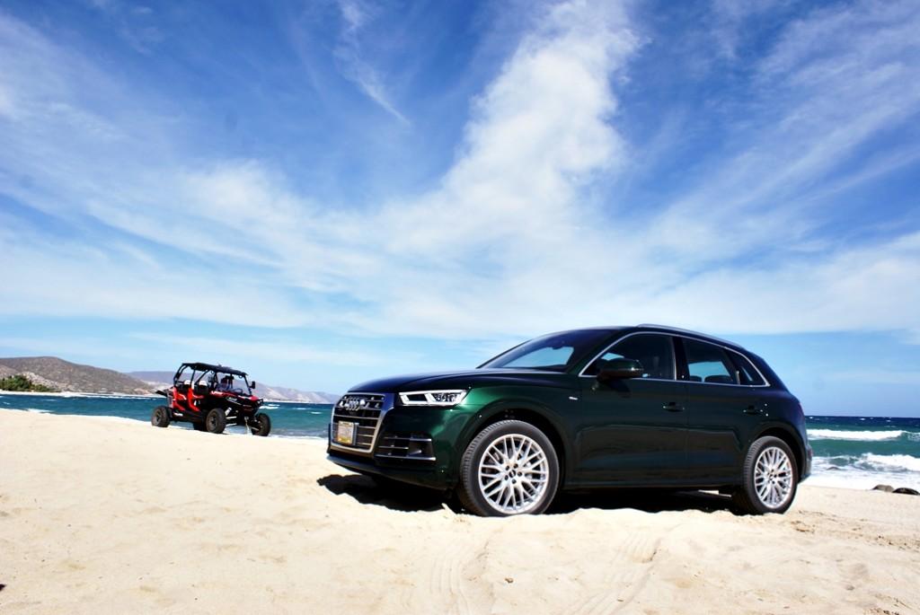 2017 Audi Q5 test drive 09