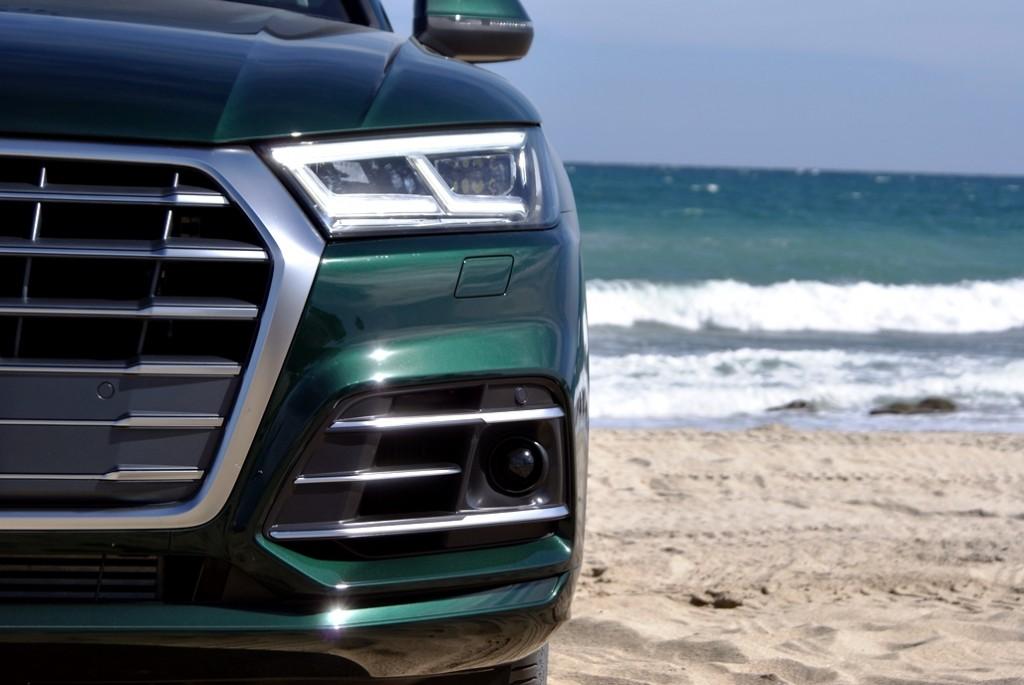 2017 Audi Q5 test drive 12