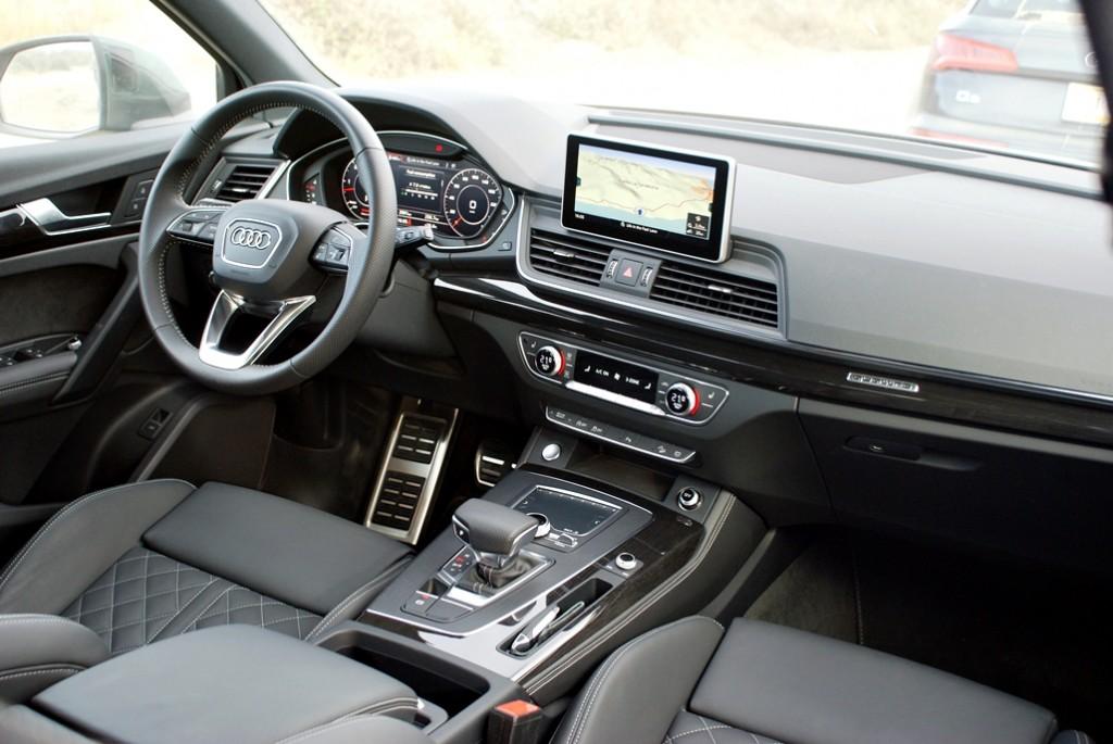 2017 Audi Q5 test drive 20