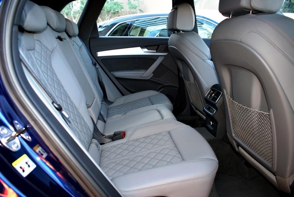 2017 Audi Q5 test drive 35