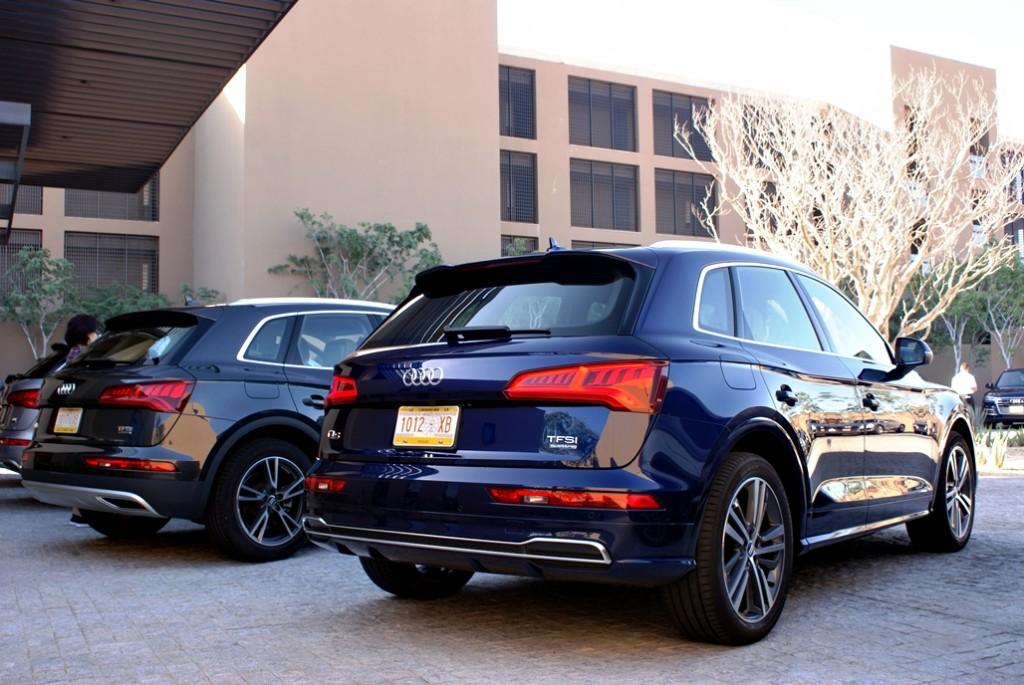 2017 Audi Q5 test drive 37