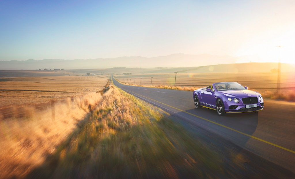 Convertible_Continental GT V8 S