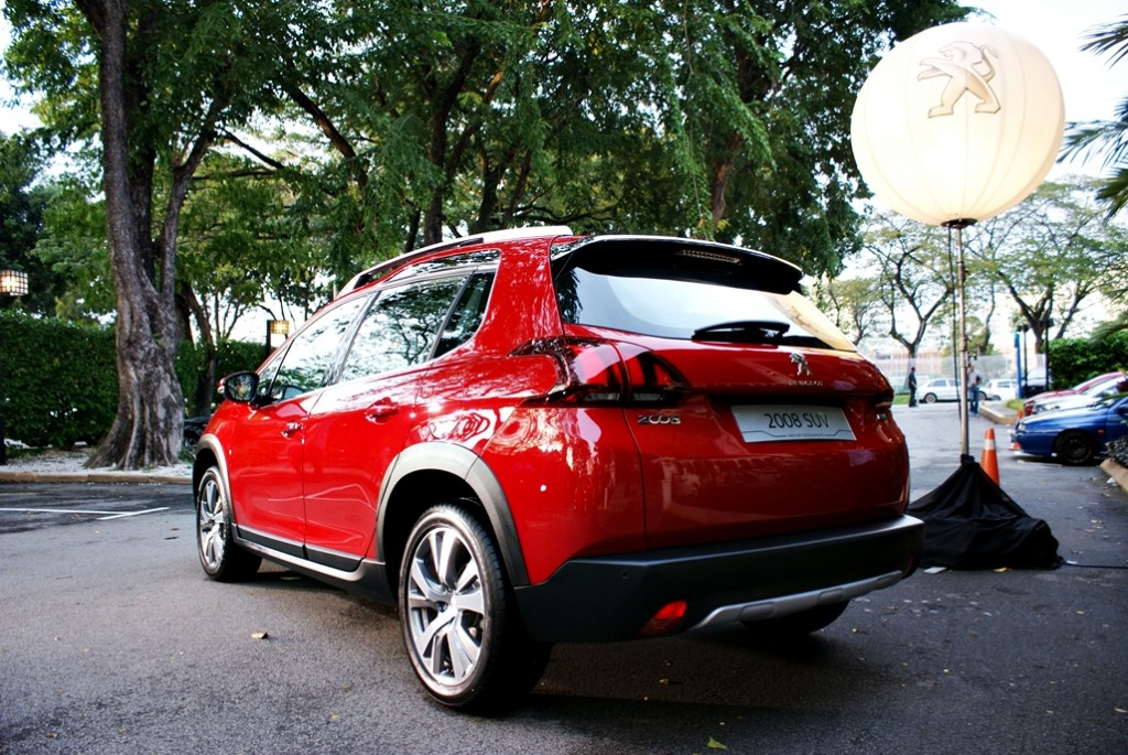 Peugeot 2008 Facelift Preview 08