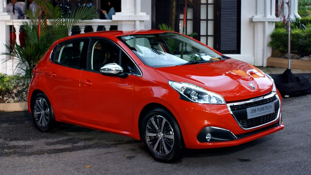 Peugeot 208 Facelift Preview 01