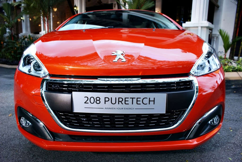 Peugeot 208 Facelift Preview 08